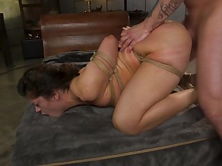 Cheating housewife is punished adjacent to rough serfdom copulation