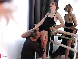 Practice, Practice amp  Penis - Ballerina Stories