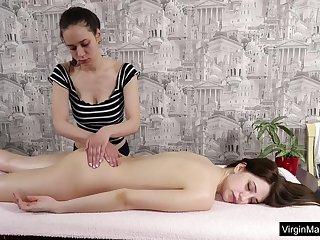 Babe Nataha Normalek Massaged Softcore Wide of Hot Lady