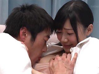 Pound A Japanese Beautiful Eighteen Years Old Nurse - HD video
